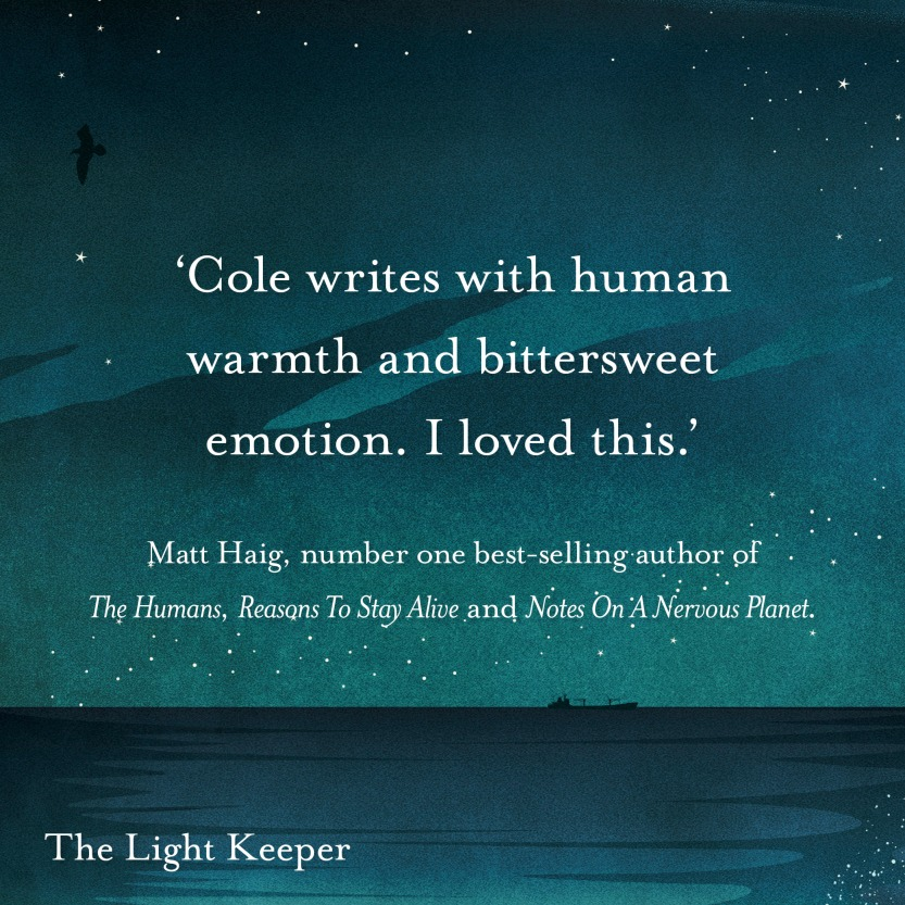 The Lightkeeper Pull Quotes15